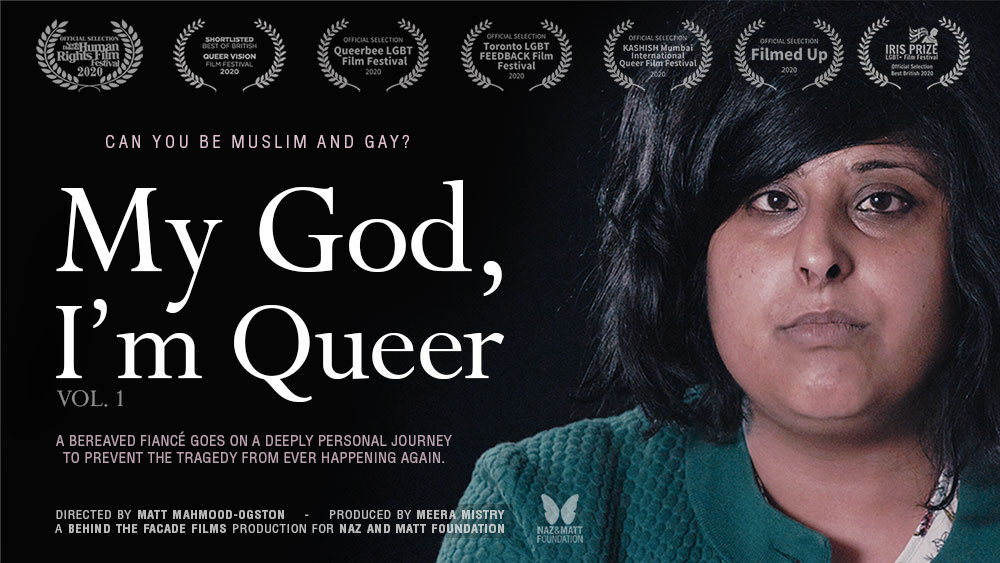 My God, I'm Queer